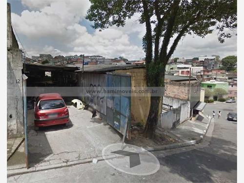 Terreno - Ferrazopolis - Sao Bernardo Do Campo - Sao Paulo    Ref.:  - 5903