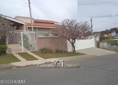 Casa 3 Dormitórios 1 Suíte Venda Atibaia - Ca0154-1