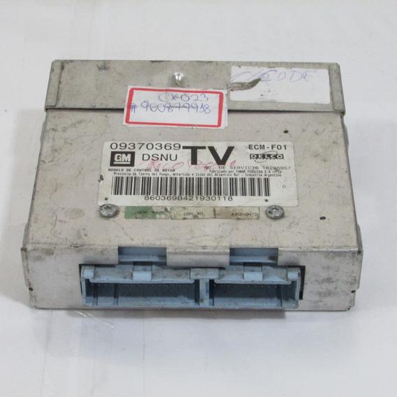 Módulo Injeção Gm Corsa 1.0 8v Álc 09370369 Dsnu Tv 16265957