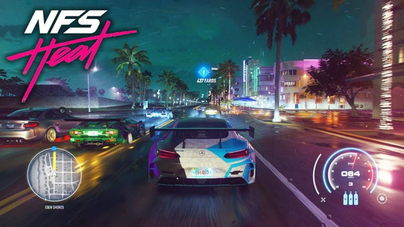 Need For Speed Heat - Pc Midia Digital