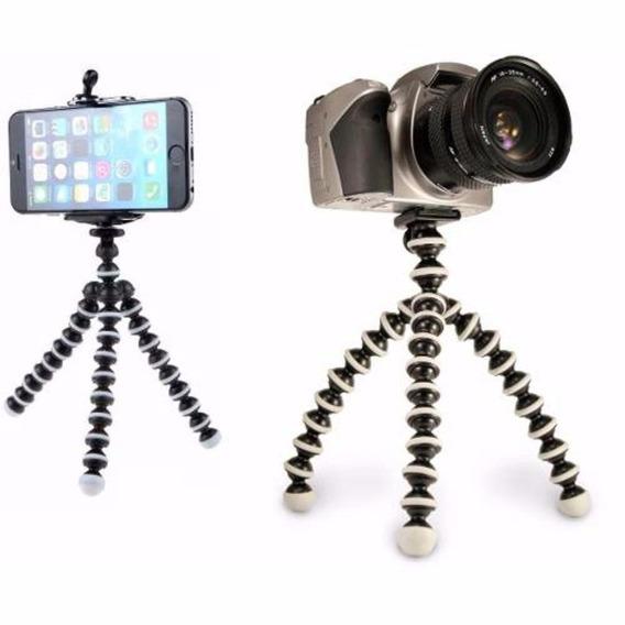 Tripé Flexível Gopro / Gorillapod TriPod / Smartphone
