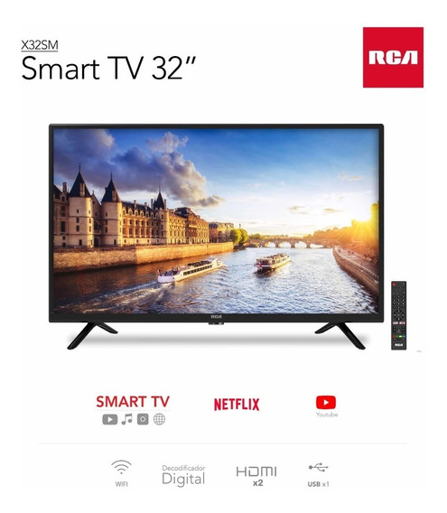 Smart Tv 32 Led Rca Hd X32sm