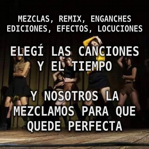 Edicion De Pistas / Mezclas / Cortes / Locucion / Efectos /
