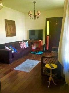 Casa Com 3 Dormitórios Com Vaga Para 3 Carros À Venda - Cristal - Porto Alegre/rs - Ca0344