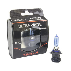 Kit Com 2 Lâmpadas Halógenas Hb3 - Ultra Branca