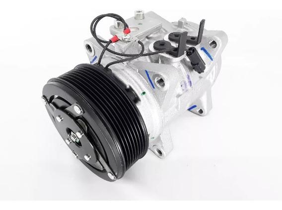 Compressor Ar Cond Ford Cargo 10p15 12v 8 Orelhas 8 Pk