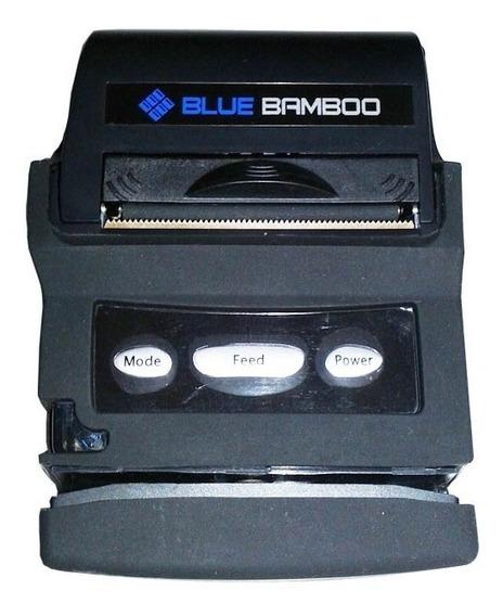 10 Impressora Térmica 58mm Bamboo P25 Portátil Bluetooth 2.0