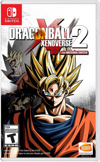..:: Dragon Ball - Xenoverse 2 ::.. Para Nintendo Switch