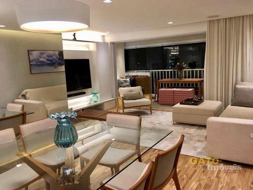 Apartamento Para Venda Em São Paulo, Vila Anglo Brasileira, 2 Dormitórios, 2 Suítes, 3 Banheiros, 2 Vagas - 19875_1-1459276