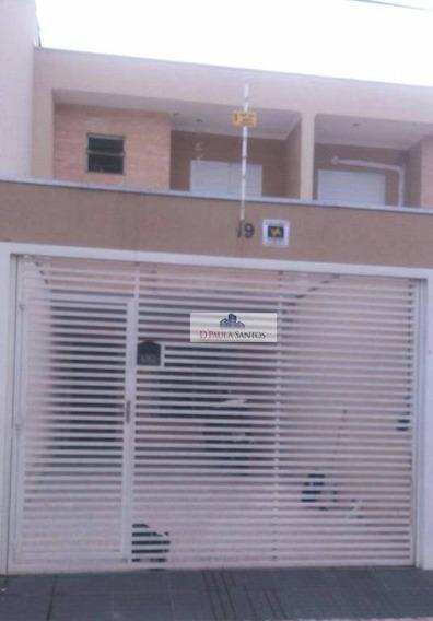 Sobrado Com 3 Dormitórios À Venda, 112 M² Por R$ 480.000,00 - Vila Carrão - São Paulo/sp - So0158