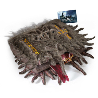 Harry Potter Monster Book Of Monsters Coleccionista Plush