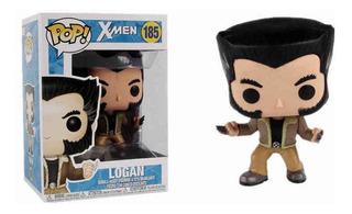 Funko Pop Logan 185 X-men Marvel Wabro Fionatoys