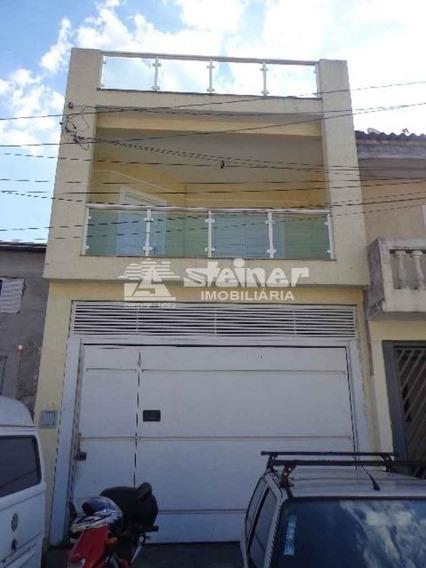 Aluguel Sobrado 4 Dormitórios Jardim Adriana Guarulhos R$ 2.600,00 - 34926a