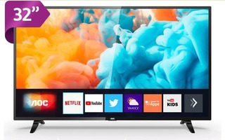 Tv Led Aoc 32 Hd Smart Tv 32s5295