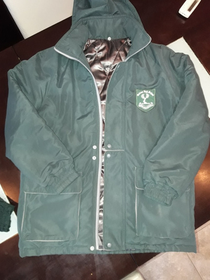 Campera Reforzada Uniforme Colegio Quilmes High School