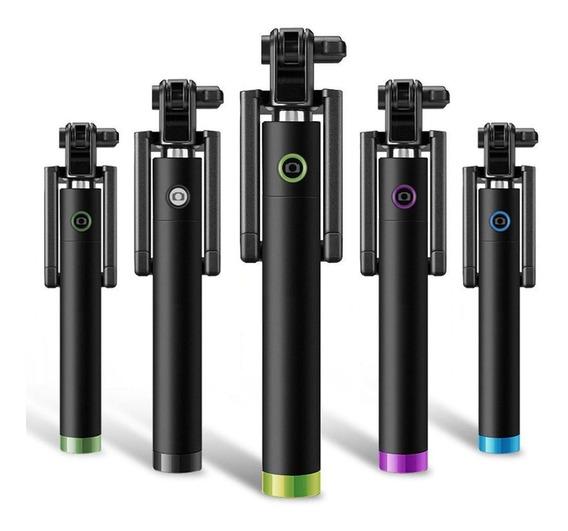 Pau Selfie Bastão Monopod Bluetooth Usb Universal Zpg-3 Full