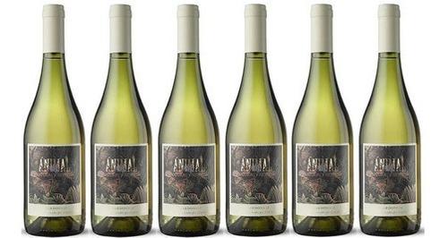 Imagen 1 de 9 de Vino Animal Chardonnay Organico 750ml. Caja 6 Botellas