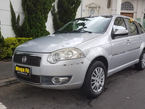 Fiat Palio Weekend 1.4 Attractive Flex 2011 Prata Completa