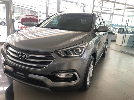 Hyundai Santa Fe 2.0 At 2018