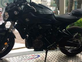 Yamaha Mt - 07