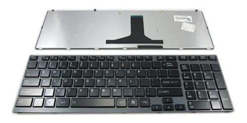 Teclado Para Notebook Toshiba Satellite A665 - Tecsys