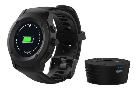 Smartwatch Active Mobo Gps Mic Bluetooth Ritmo Cardiaco