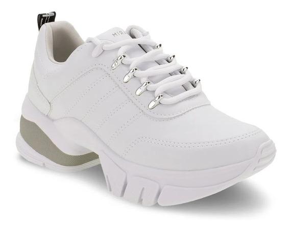 Tênis Ramarim Feminino Dad Sneaker Chunky 2080103 Branco