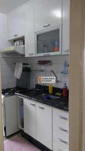 Imagem 1 de 15 de Apartamento Com 3 Dormitórios À Venda, 62 M² Por R$ 340.000,00 - São Miguel Paulista - São Paulo/sp - Ap5349