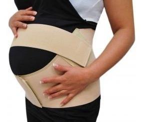 Faja Maternal Para Embarazo, Sujecion Pelvica/lumbar Bebe