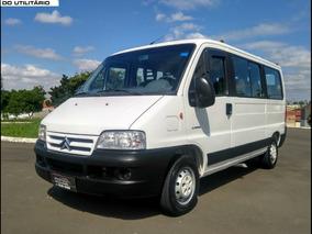 Jumper Minibus -2013- Branca, Único Dono, Baixo Km !!