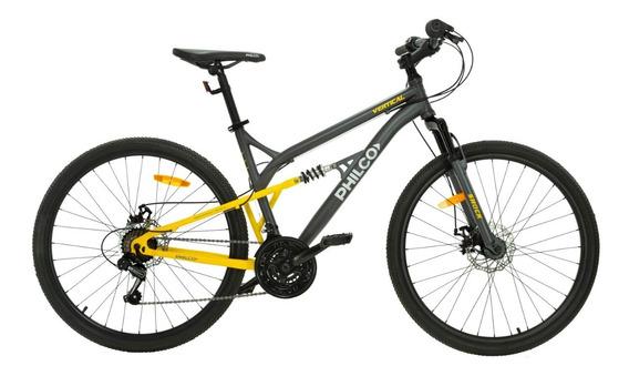 Bicicleta Mountain Bike Philco Vertical 2020 26