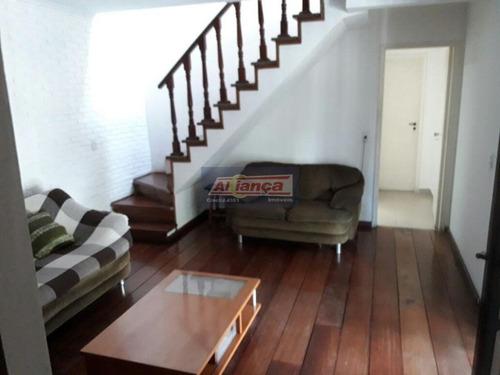 Casa Residencial À Venda, Jardim Santa Cecília, Guarulhos. - Ai5350