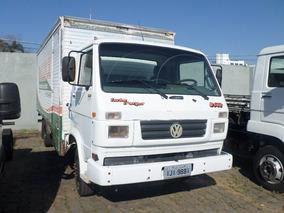 Volkswagen Vw 8140 Ano 2000 Com Baù