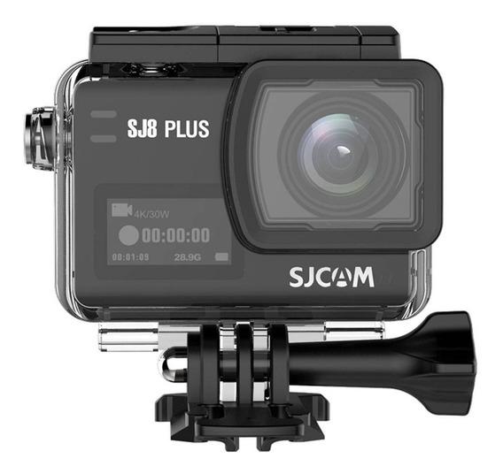 Câmera De Ação Sjcam Sj8 Plus Original 4k 30fps Wifi 12mp