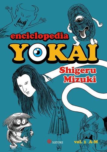 Imagen 1 de 3 de Enciclopedia Yokai Vol. 1, Shigeru Mizuki, Satori