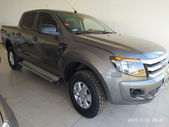 Ford Ranger 2015 3.2 Cd 4x2 Xls Tdci 200cv