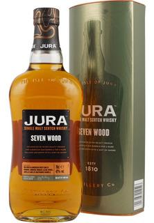 Whisky Jura Seven Woods Single Malt Con Lata