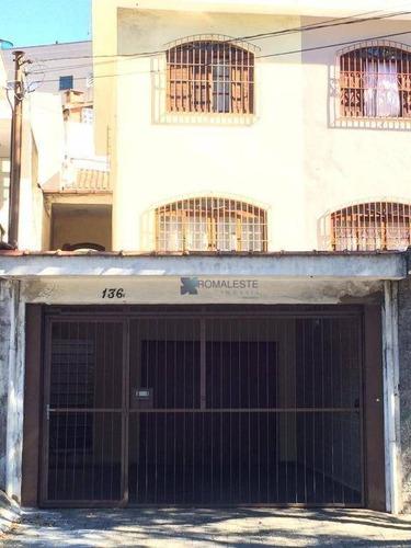 Excelente Sobrado Vila Formosa - So0225