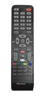 Control Remoto Pantalla Pioneer Smart Tv Netflix Baterias Inluidas /e