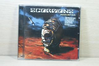 Scorpions - Acoustica Cd Importado