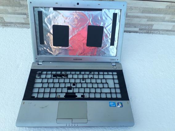 Carcaça Notebook Samsung Rv420**completa***otimo Estado