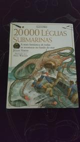 20000 Léguas Submarinas Ilustrado