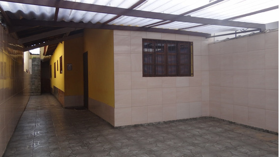Casa A Venda Em Mongaguá Só R$ 130 Mil Ref: 5963 C