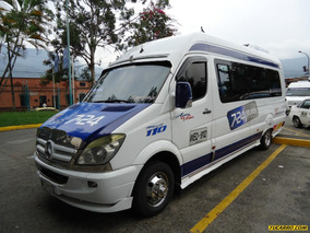 Microbuses Mercedes Benz Sprinter