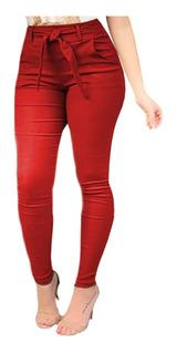 Calça Plus Size Clochard Com Faixa P Ao Exg (veste 34 Ao 60)