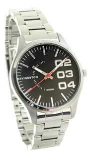 Reloj Hombre Acero Kevingston 571 572 Sumerg. Impacto Online