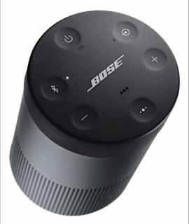 Bosé Soundlink Revolve. Parlante Bluetooth Negro