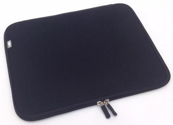 Capa Case P/ Notebook Até 15.6# Neoprene C/ Zíper Ks6515