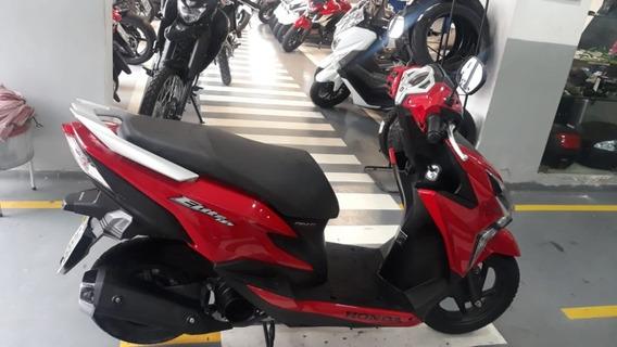 Honda Elite 125 Semi Nova