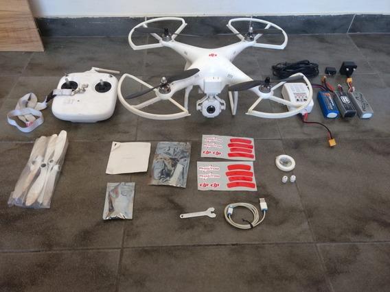 Drone Phantom Fc40 Com Acessórios